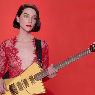 Photo Credit: St. Vincent (Los Ageless Music Video Screenshot)