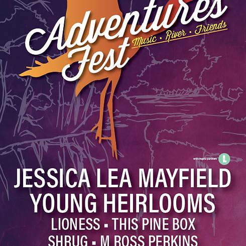 Adventure Fest Ticket Giveaway