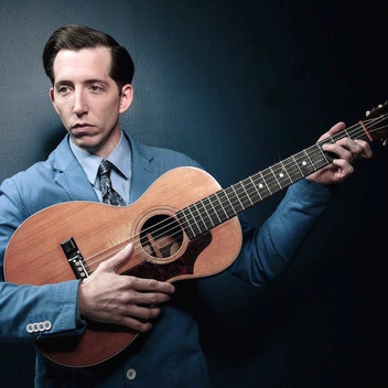 Pokey LaFarge Returns to Southgate House Revival