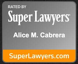 Super Lawyers Alice Cabrera