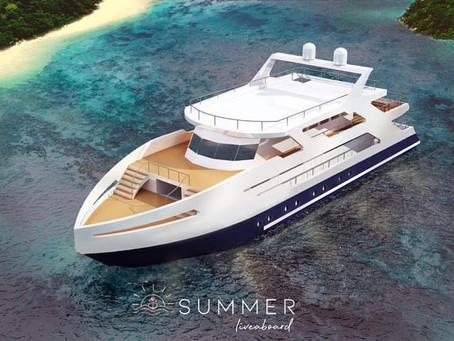 27-29  Aug 2021 Losin  MV. SUMMER
