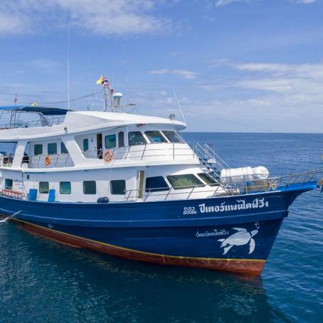 10-12 July 2021 หลีเป็ะ MV. PETERPAN