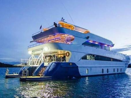 18-21 Nov 2021 S. Andaman MV. Catamaran