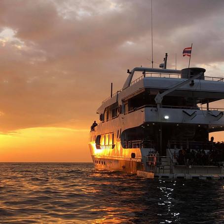 30 Dec 2021 - 03 Jan 2022 New Year Trip N&S Andaman MV. ISSARA