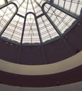 The Guggenheim Museum Ceiling, Spring, 2016.