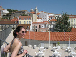 Lisbon, Summer, 2010.