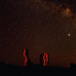 Arches National Park, Summer, 2020