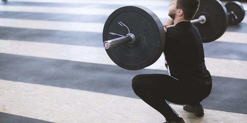 CFP Inaugural Olympic Weightlifting Mock Meet