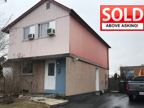 Recently Sold Above Asking In a Few Days!