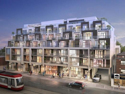 Condominium Apartments Gain in Popularity with Home Buyers in Toronto.