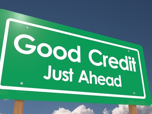 GOOD CREDIT: 5 WAYS TO BUILD YOUR CREDIT!