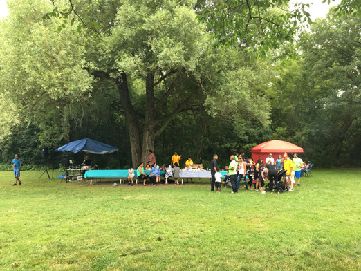 2017 Corentyne Picnic - Meadowvale Conservation Area in Mississauga