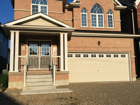 Gorgeous Brand New Detached Home for Sale in Cambridge, ON.  40 Duckworth Rd.