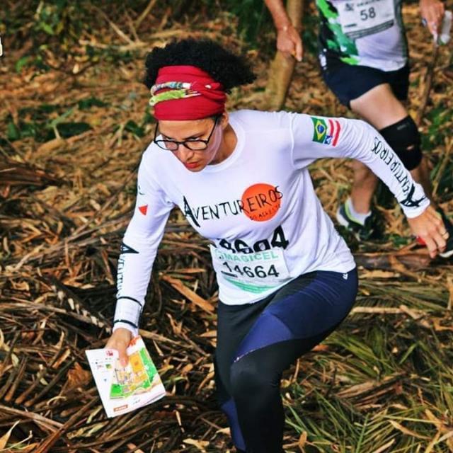 Lucy Ern- Atleta do Clube Esportivo Aventureiros do Agreste desde 2007