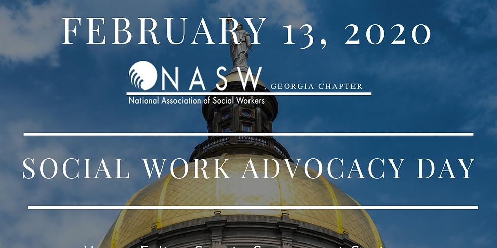 2020 NASWGA Advocacy Day