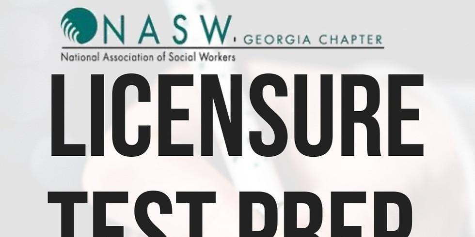 NASWGA Test Prep Workshop at Kennesaw State University