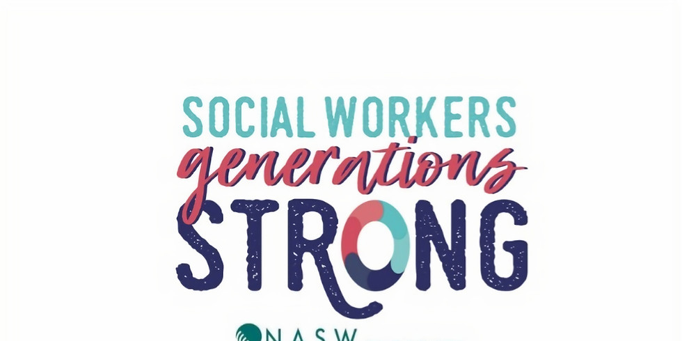 Social Work Month: Forensic Social Work: Our Interrelated Work: How your work impacts mine