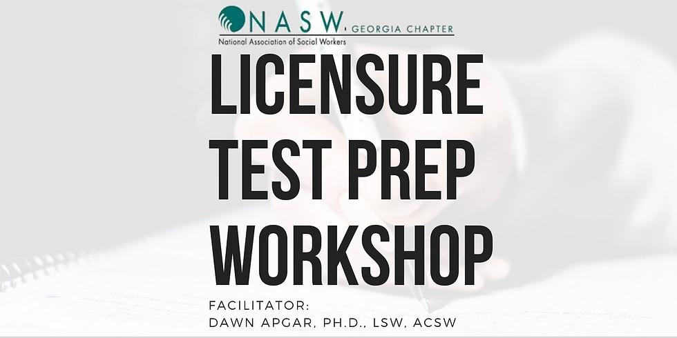 Valdosta State University Licensure Test Prep