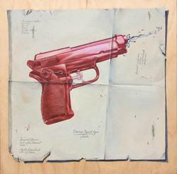 COMMON SQUIRT GUN