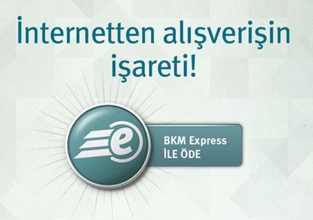 Mapaktif'ten BKM Express ile online data ve harita alabilirsiniz!