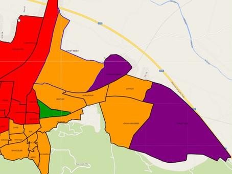 Mapaktif mahalle bazlı Türkiye Seçim Haritasını yayınladı