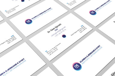 German Eye Clinic Rebranding