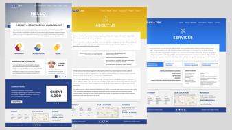 Infratek.eu templates