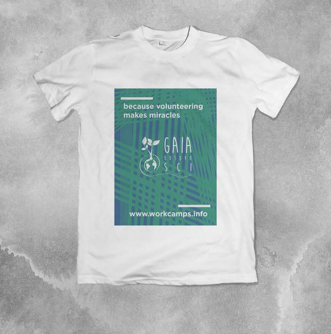 Gaia NGO T-shirt