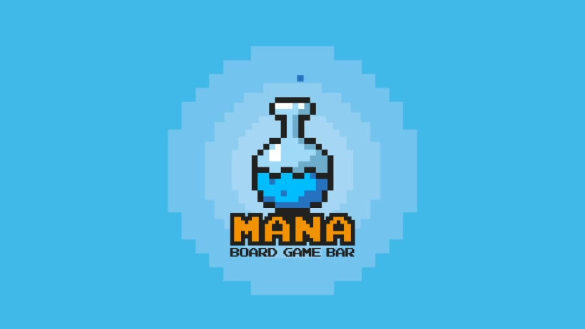 MANA Board Game Bar