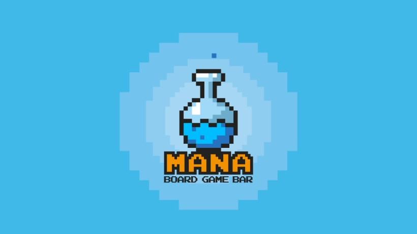 MANA Board Game Bar