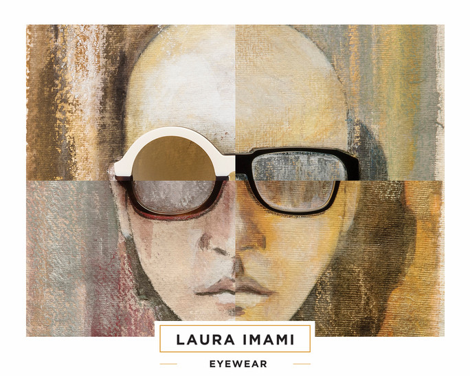 Laura Imami Lookbook Cover