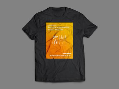 Gaia NGO Tshirt