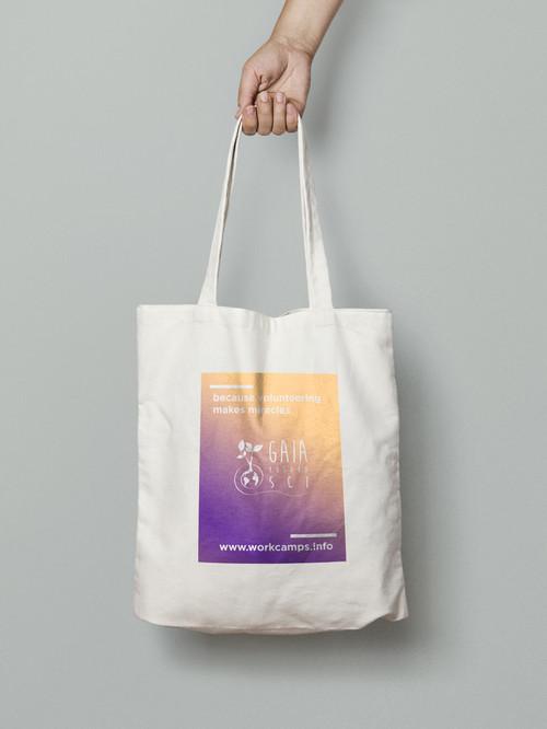 Gaia NGO Tote Bag