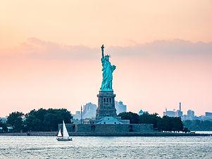 Canva - Statue of Liberty New York City.
