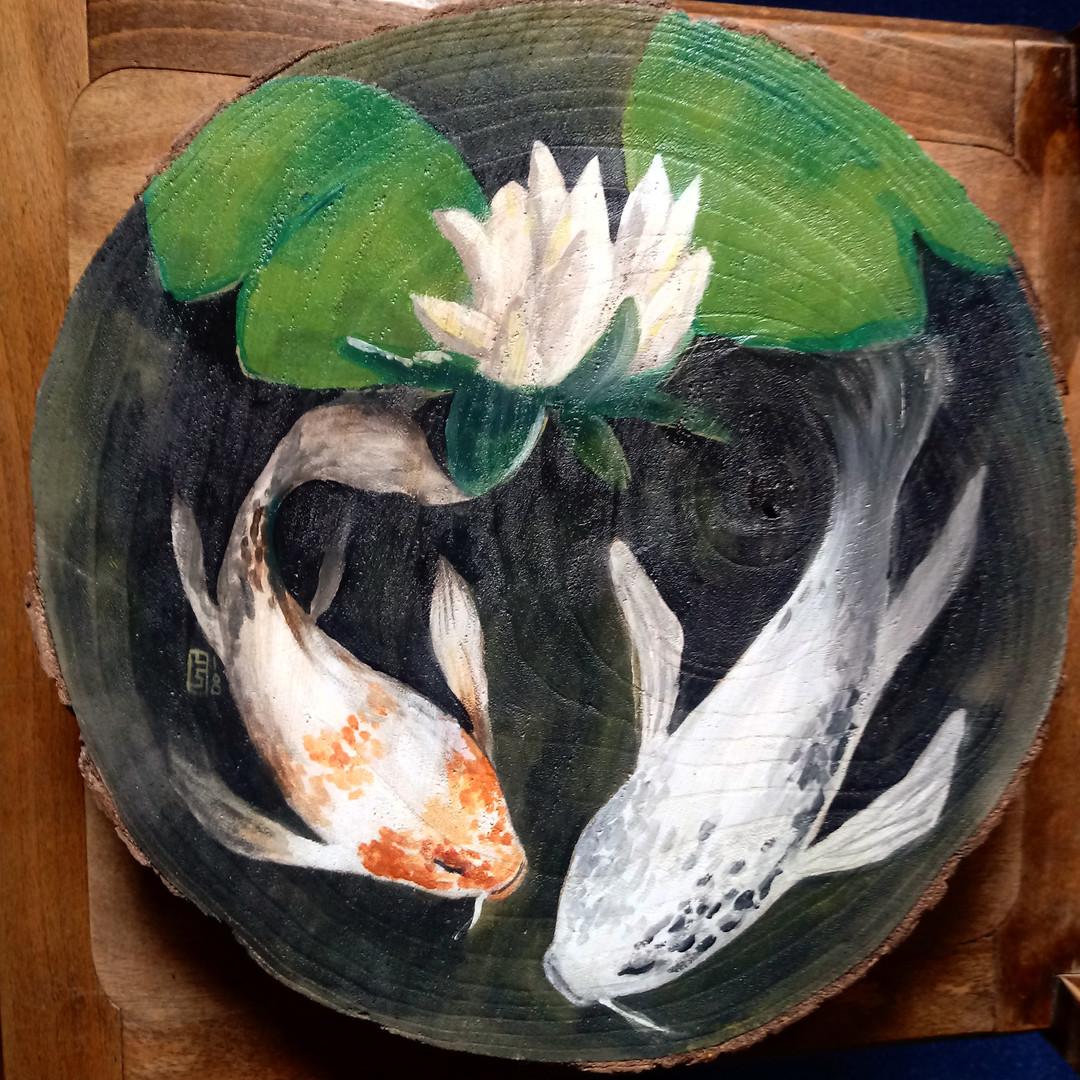 Koi-Fische