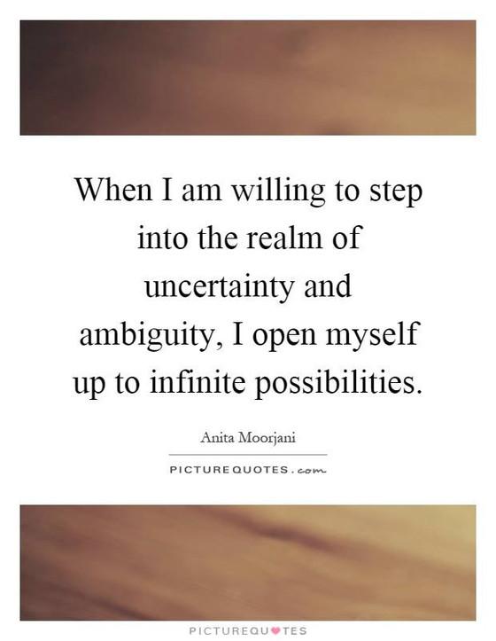 Willing to Feel - Open to Understanding