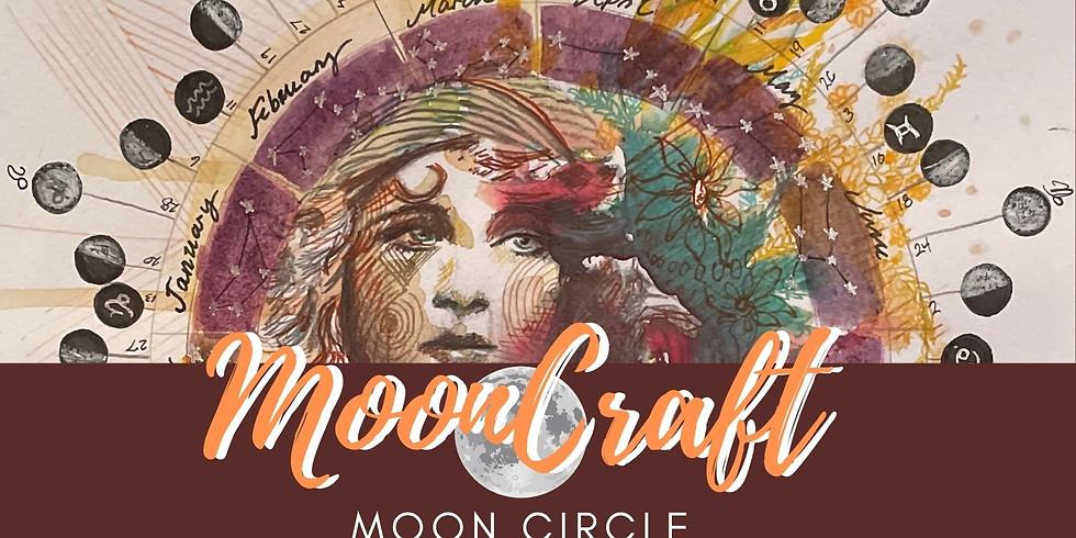 MoonCraft Waning Moon Circle