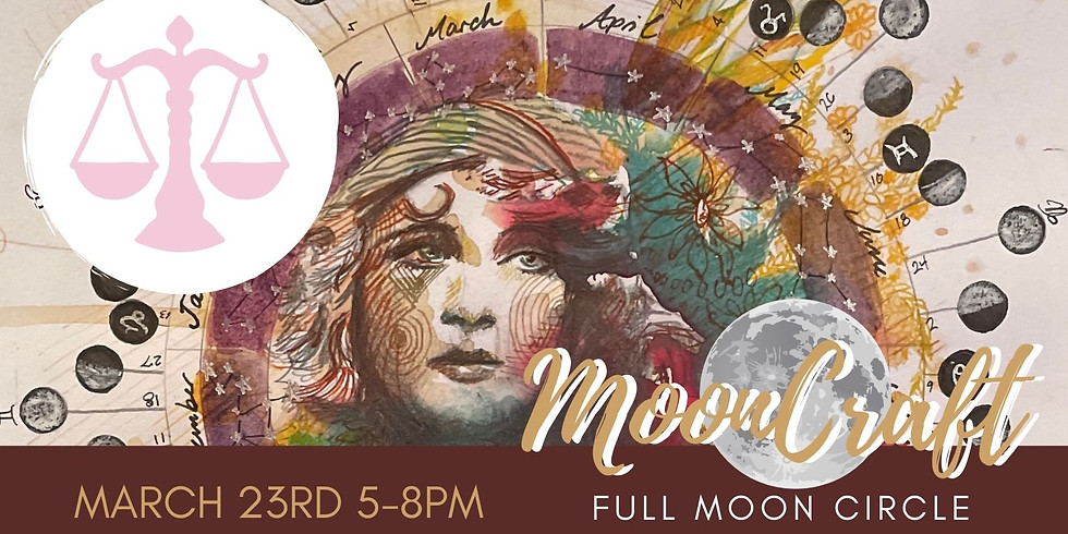 MoonCraft Full Moon Circle