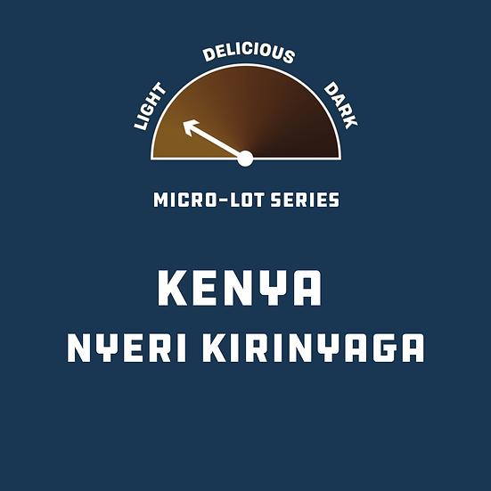 Kenya Nyeri Kirinyaga