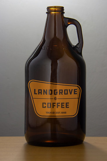 64oz Landgrove Cold Brew Growler