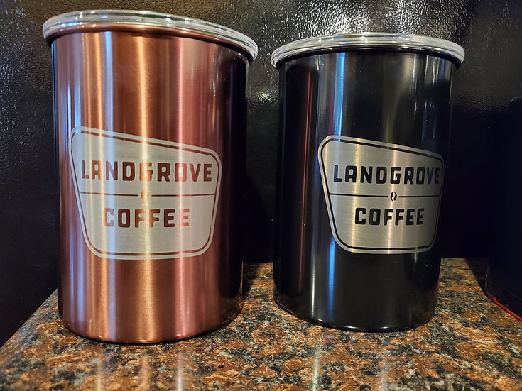 Landgrove Coffee Airscape® Stainless
