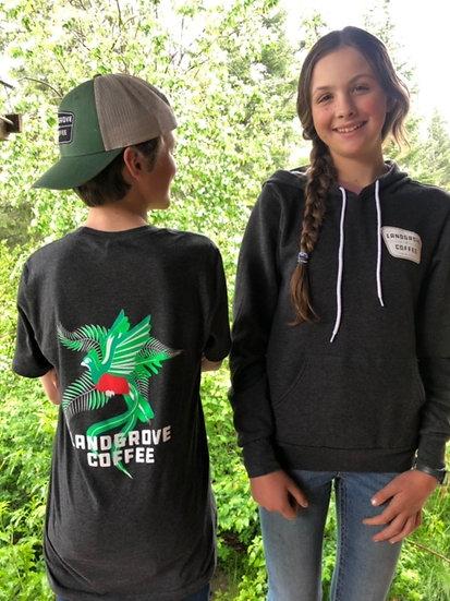 Landgrove Quetzal Hoodie