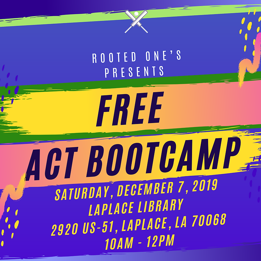 ACT Bootcamp