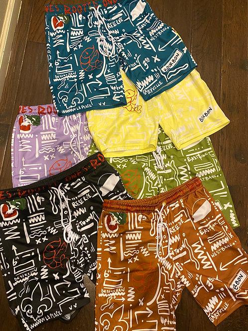 """RepYour City"" Shorts"