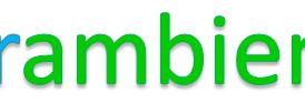 Liderambiental* un progama de certificación para líderes ambientales