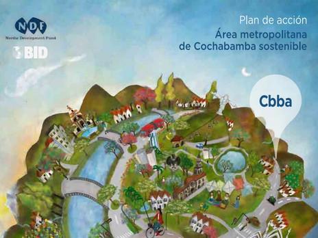 Plan de acción Área metropolitana de Cochabamba sostenible