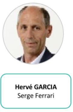 Hervé Garcia - Serge Ferrari