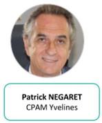 Patrick NEGARET - CPAM Yvelines