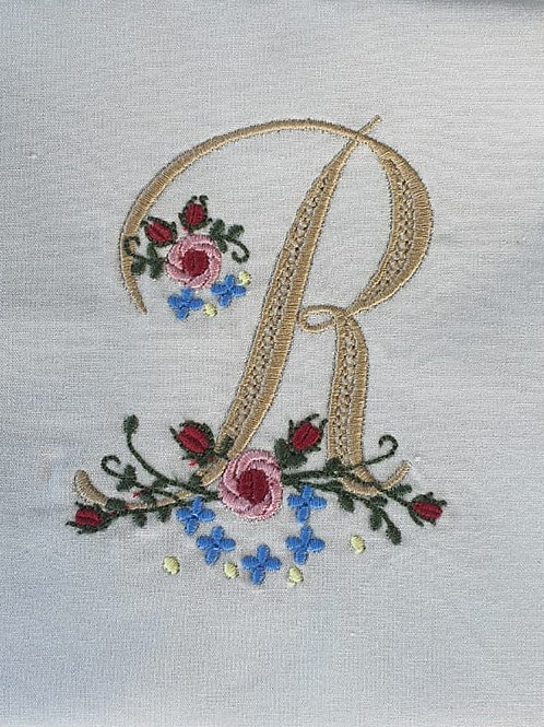 Monograma -R