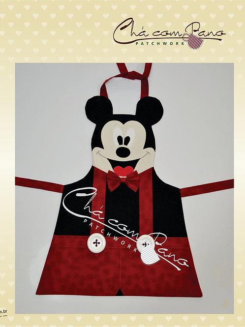 Projeto - Avental Mickey